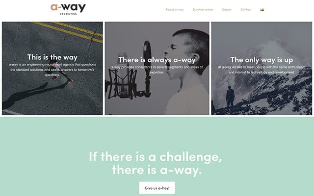 a-way – Consulting