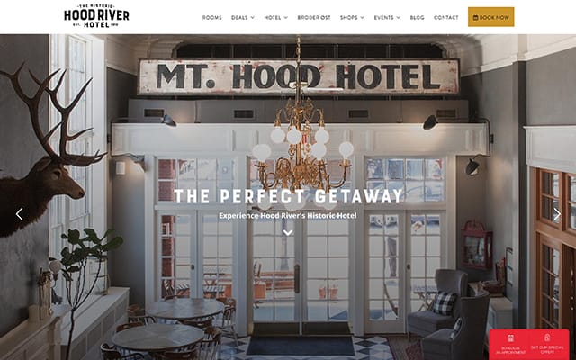 The Hood River Hotel