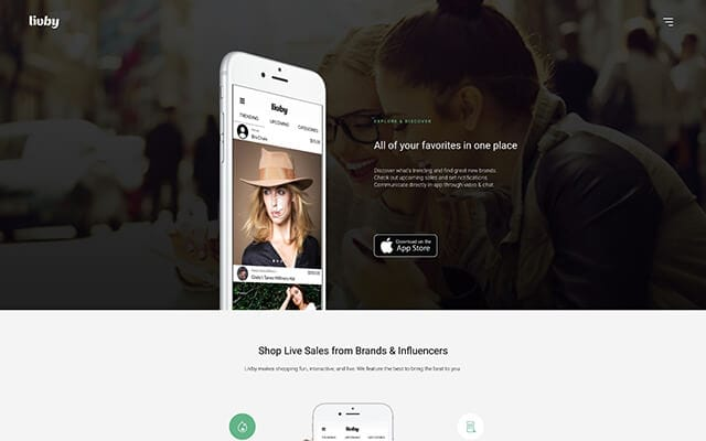 Livby – The Fun New Way to Buy and Sell Products Live!