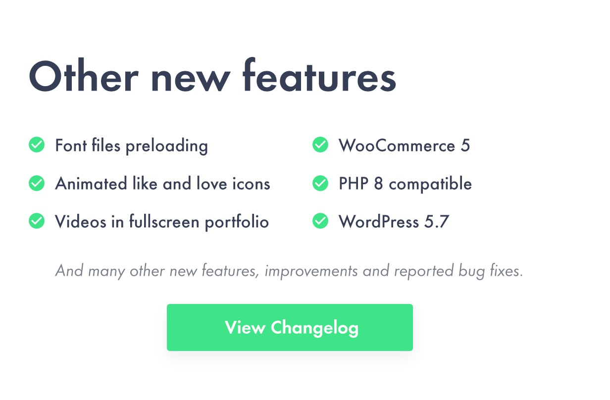 Other Features